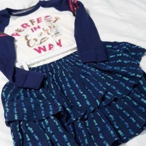Sonoma Skort & Oshkosh Shirt 5